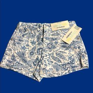 OshKosh Floral Print Shorts